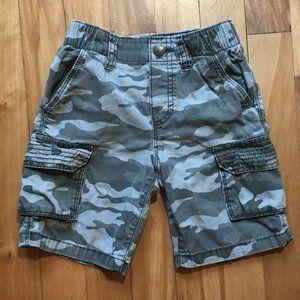 OLD NAVY Cargo Camo Shorts